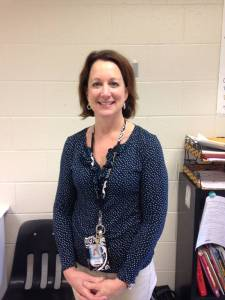 Jennifer Moore, Special Education Teacher at Kennesaw Mountain High School Transition Academy