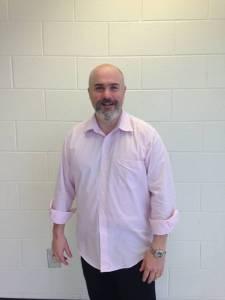 Corey Goldstein, teacher at the Transition Academy