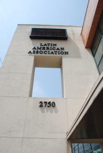 The LAA headquarters in Atlanta. Photo by Pablina Lopez