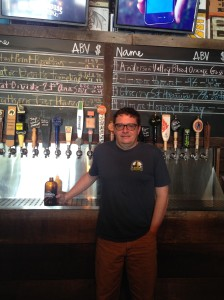 John Isenhour, brewer and beer culture  professor at Kennesaw State University.