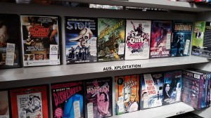 Video collection at Videodrome